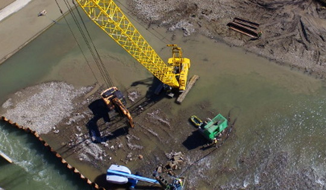 Penny Lane Dam Construction